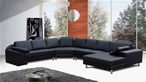 Canapé Angle Arrondi : meuble narbonne vente de mobilier contemporain mobilier moss ~ Teatrodelosmanantiales.com Idées de Décoration