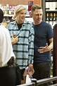 Agyness Deyn and Giovanni Ribisi Kissing Pictures ...