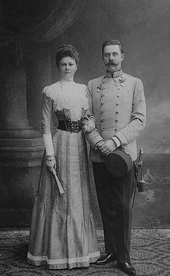 franz ferdinand and sophie   Sophie and Franz Ferdinand