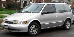 1996 Nissan Quest - Vin  4n2dn11w5td834867