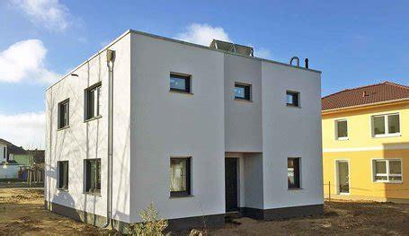 Moderne Häuser Technik by Efh Im Bauhaus Stil Mit Gas Solar Technik Moderne H 228 User