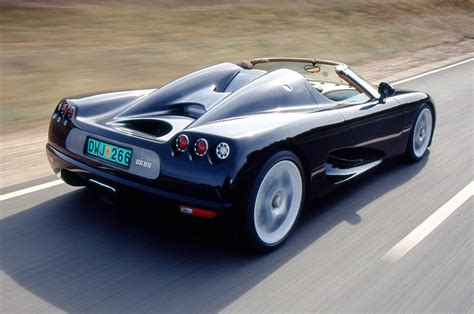 koenigsegg cc8s two metre width is intimidating but the koenigsegg is