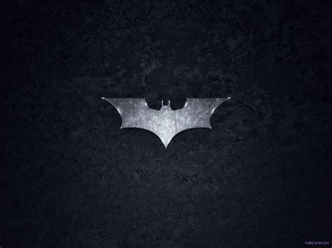 Batman Symbol Wallpaper Hd Wallpapersafari