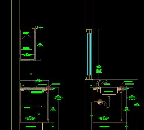 detail kitchen cabinets dwg detail  autocad designs cad