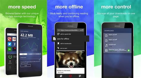 opera mini for windows phone is released brings data saver speed
