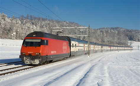 Res A by Sbb Re 460