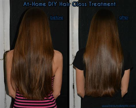 Glossy Black Hair by Hair Gloss Gallery