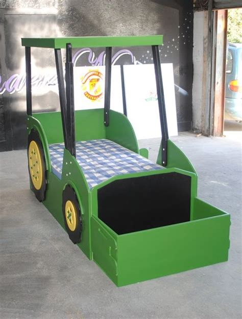 Kids Tractor Bed Plans  Woodworking Projects & Plans