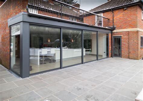 smart visoglide inline sliding patio door aluminium