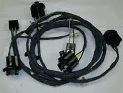 1968 Firebird Wiring Harnes by 1968 Firebird Rear Light Wiring Harness Coupe