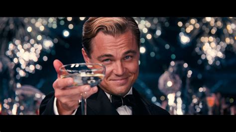 The Great Gatsby 2013 Blu Ray Review