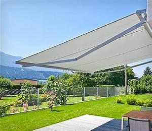 Senkrechtmarkise Für Balkon : sonnenschutz f r terrasse balkon markisen und sonnenschirme dolenz gollner ~ Frokenaadalensverden.com Haus und Dekorationen