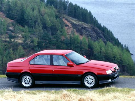 Alfa Romeo 164 karznshit 93 alfa romeo 164 q4