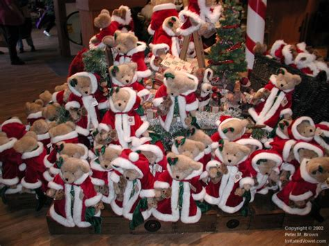 boyds christmas bears pete browns remnet