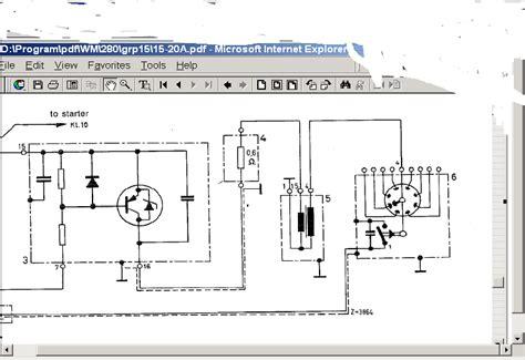 Transistorized Wiring Diagram Peachparts Mercedes Benz Forum
