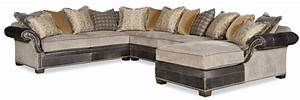 large u shaped sectional sofa with a chaise With large u shaped sectional couches