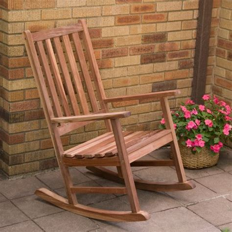 coral coast richmond heavy duty outdoor rocking chair