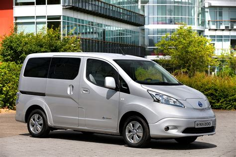 nissan nv200 2018 nissan e nv200 to get 40 kwh battery arrives this
