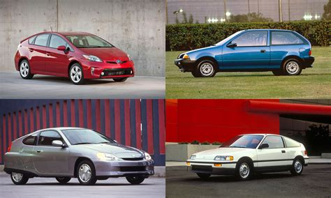 Most Fuelefficient Cars Of The Last 25 Years  » Autonxt