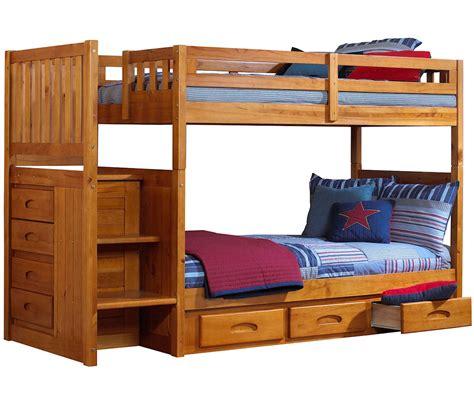 bedroom cozy loft bed  stairs  inspiring junior