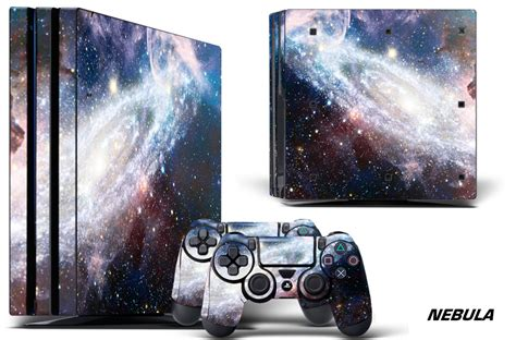 sony ps playstation  pro custom mod skin decal cover
