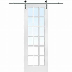 26 x 81 barn doors interior closet doors doors With 26 inch barn door