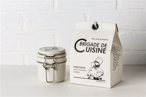 brigade de cuisine organigramme packaging product designs by a la mode designs
