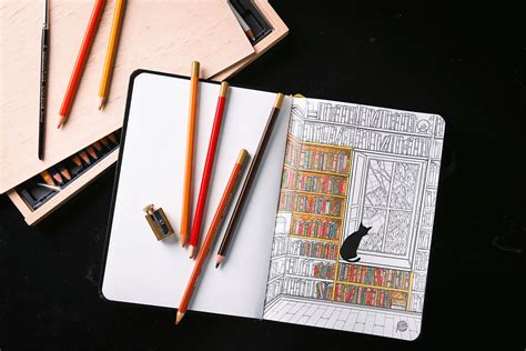 coloring notebook  beautiful coloring pages helps