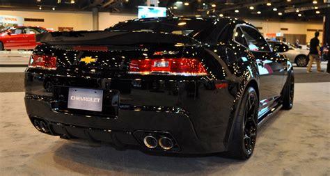 2015 Chevrolet Camaro Z/28 Black Pack