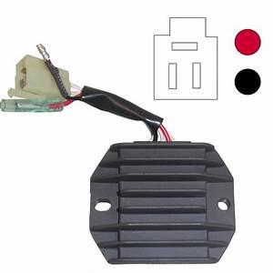 Yamaha Rectifier Wiring