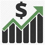 Finance Icon Financial Cost Living Management Vector