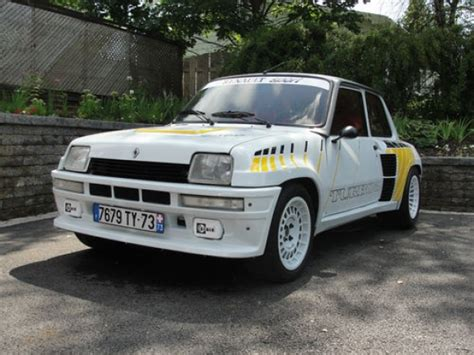 renault turbo for sale end swapper dreamy 1983 renault 5 turbo 2 bring a trailer