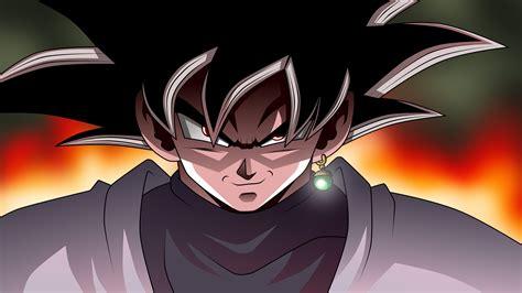 black goku dragon ball super  hd anime  wallpapers