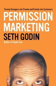 permission marketing book  seth godin official