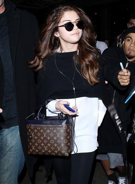 celebs show  brand  bags  tods fendi louis vuitton  week purseblog