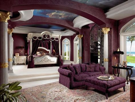 wrought iron canopy bed 25 luxury provincial bedrooms design ideas