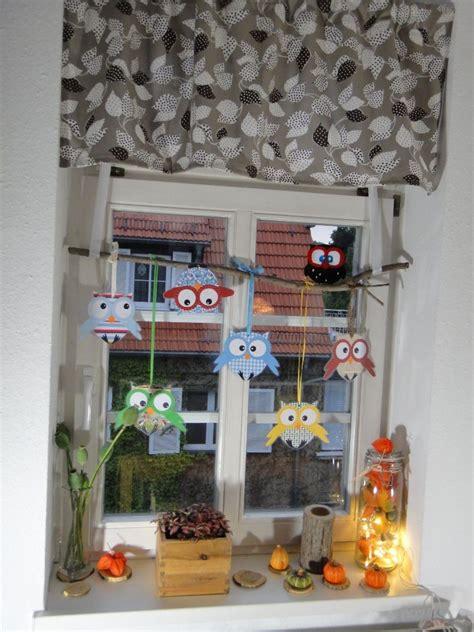 Herbst Fenster Dekoration by Diy Herbstliche Fensterdekoration Diy By Ines Felix