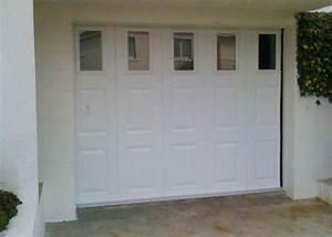 installation et pose portes de garage alu et pvc a tours With poseur de porte de garage