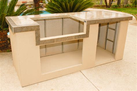 outdoor kitchen  bbq island kit photo gallery oxbox