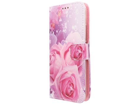 roses book case huawei  hoesje kloegcomnl