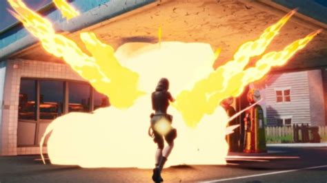deal damage  opponents  shooting gas pumps  fortnite