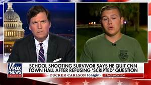 Father of school shooting survivor allegedly doctored CNN ...