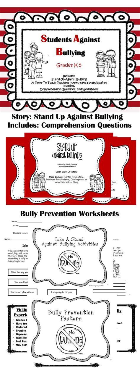 bully prevention teacher stuff pinterest