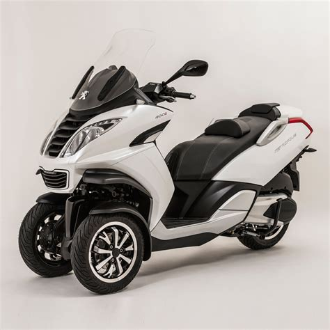 Scooter Peugeot by Scooters Mopeds Peugeot Metropolis 400i Three Wheel