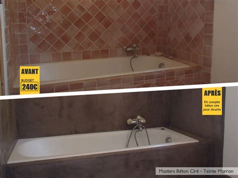 b 233 ton cir 233 un avant apr 232 s impressionnant dans une salle de bains