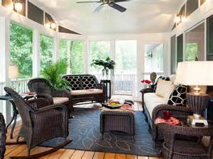 Small Screened Porch Decorating Ideas