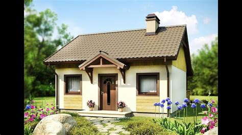 A Nice Small House, Inexpensive, A Best Home Plan For 2018