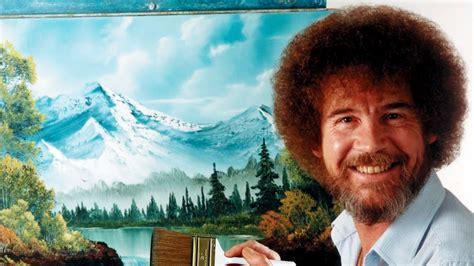 (spoof) When You Watch Bob Ross Paint...