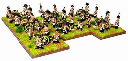 Artillery Austrian Napoleonic 15mm Macphee Miniature Pdrs