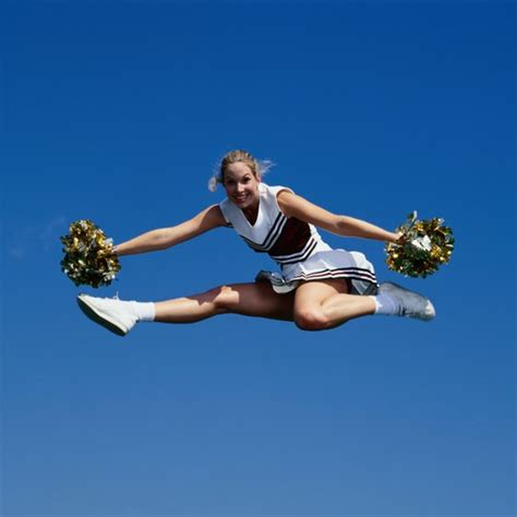 herkie  cheerleading healthy living